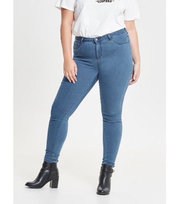 Only Carmakoma - THUNDER JEANS M/PUSH UP