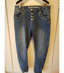 CASSIOPEIA - JEANS M/4 KNAPPER & RYNK